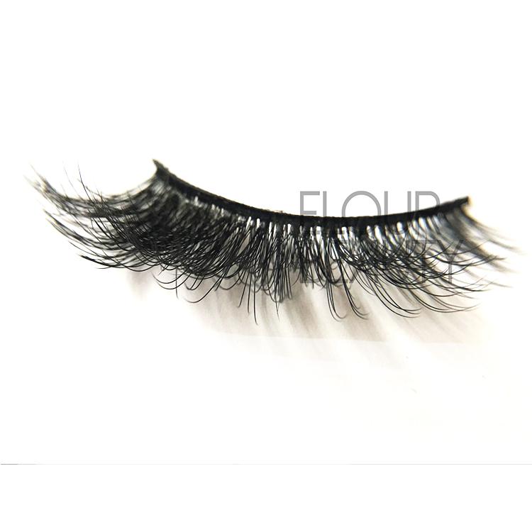 8df25ab8660 3D faux mink false eyelashes uk best selling EJ74 - Elour Lashes