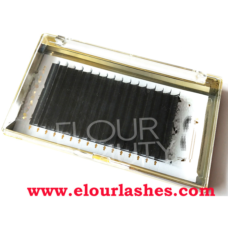 Wholesale full size 3d silk eyelashes extension suppliers EL120