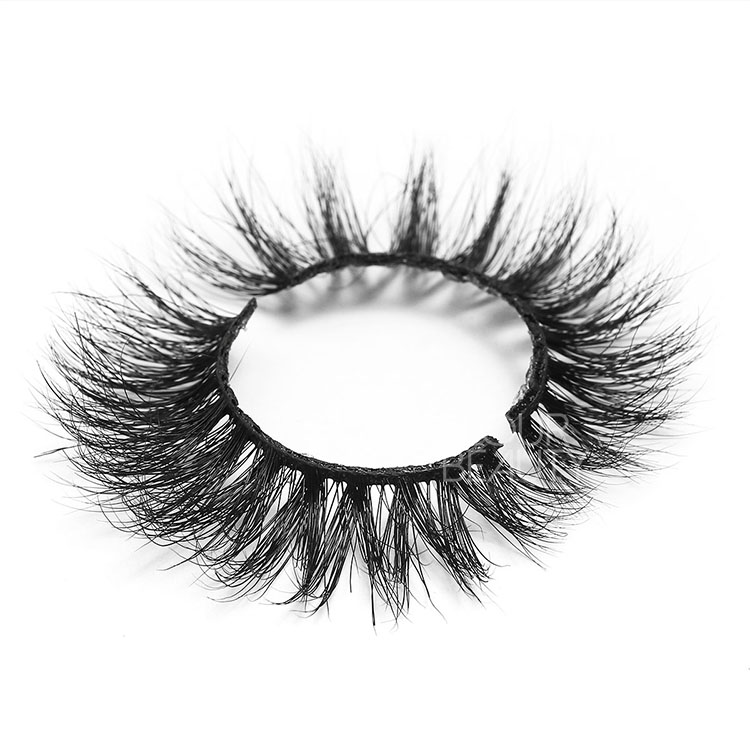 Wholesale newest lash styles 25mm mink eyelash vendors EY57