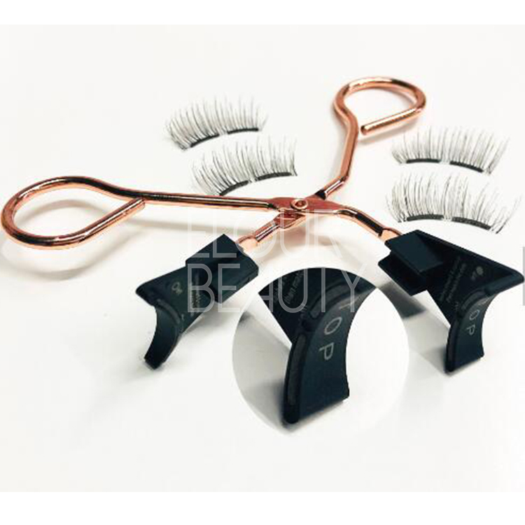 Custom Glue Free 8D Quantum Magnetic Eyelash with ...