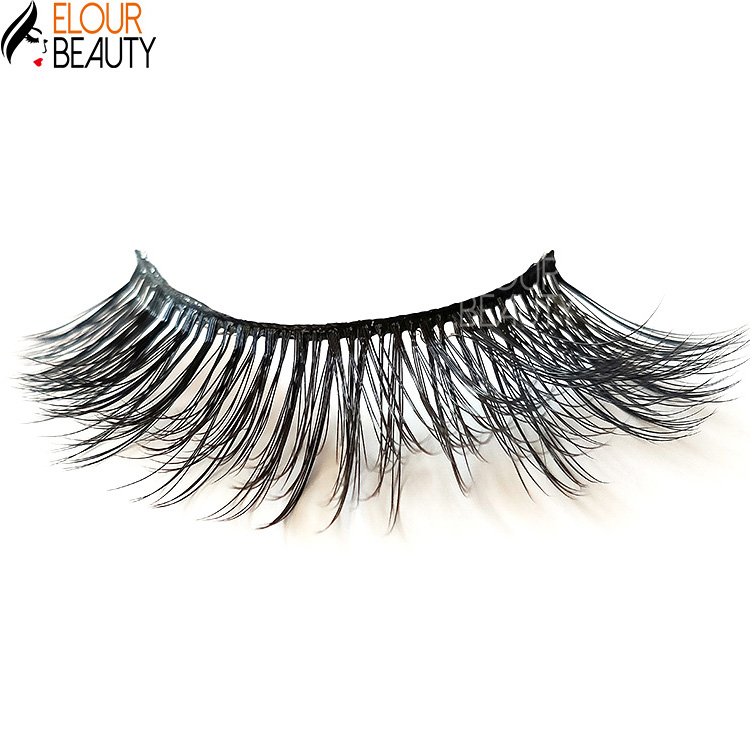 Top quality 3d silk false eyelashes suppliers EL151
