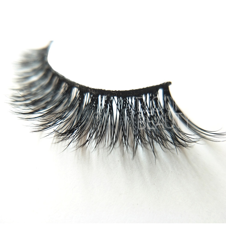 Wholesale 3d mink false eyelashes factory EL127