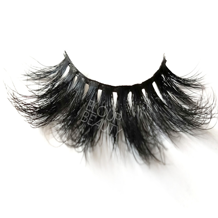 Wholesale private label 5D mink eyelashes vendors uk EL115