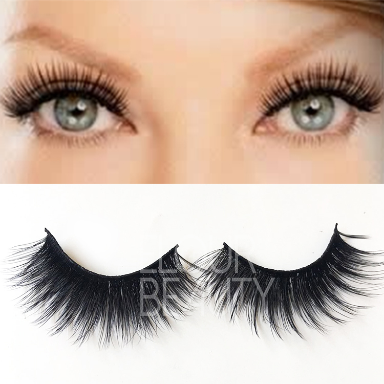 3D perfect silk lashes the natural looking good fake eyelashes ES2