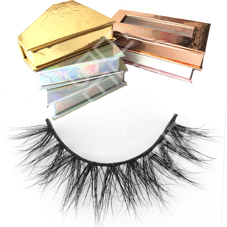 Private label 3d lashes wholesale mink lashes china EL89
