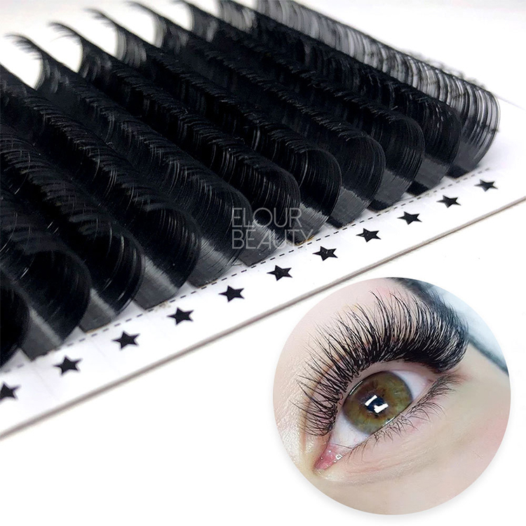 Wholesale Korean mink 3D volume eyelash extensions...